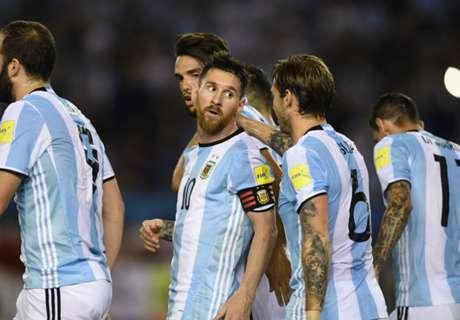 Niente Messi nè risultati: guaio Argentina