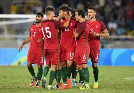 Olimpiadi, Portogallo batte Argentina