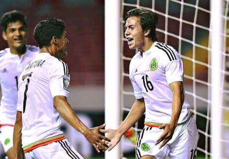 Sub 20: México 5-0 Canadá