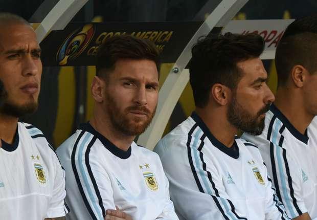 Mala noticia para los argentinos: Messi se desgarro y: ¡NO JUGARA LAS SEMIFINALES!