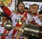 River Plate holt Copa Libertadores