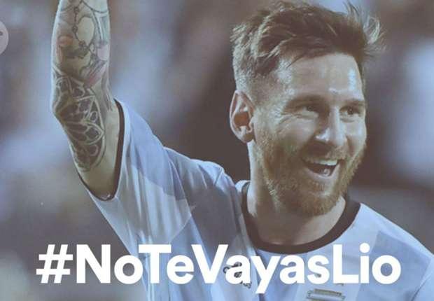 Spotify armó una lista musical en honor a Messi