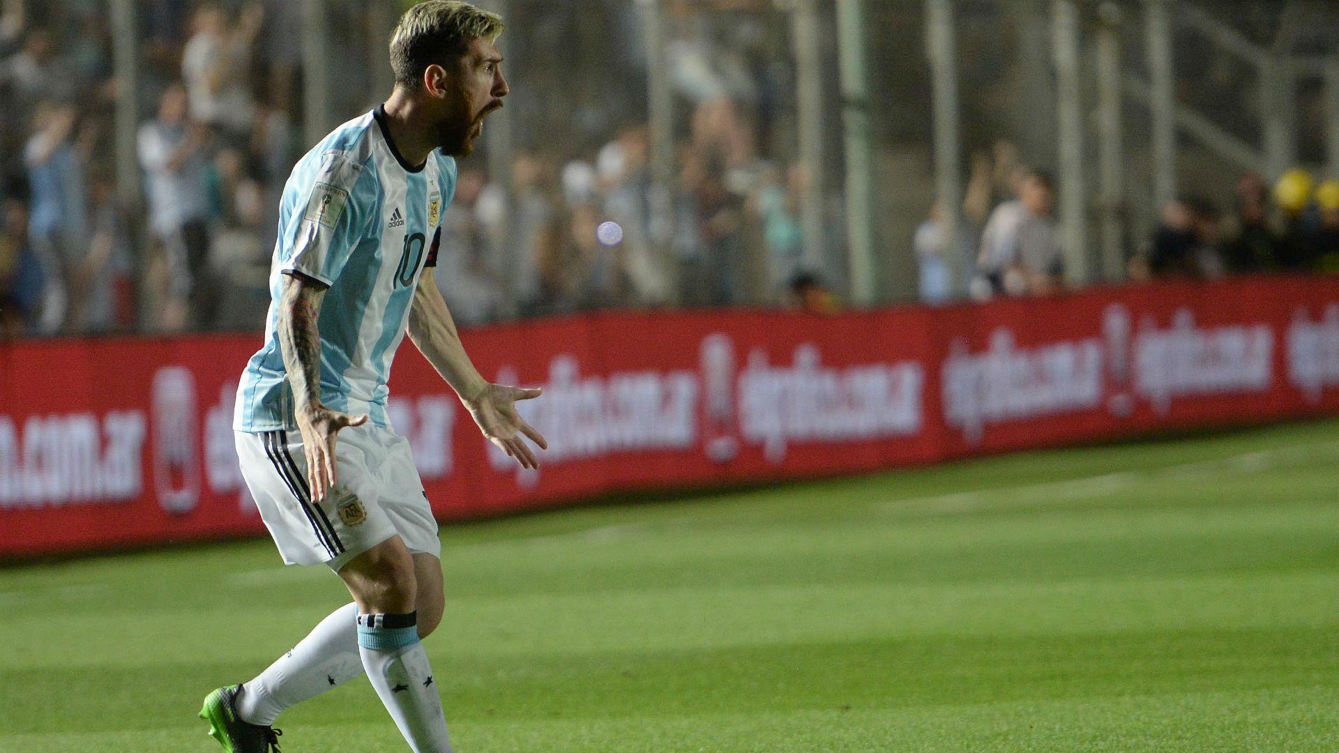 Estátua de Messi é vandalizada em Buenos Aires
