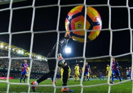 GALERÍA: Los mejores goles de falta de Messi