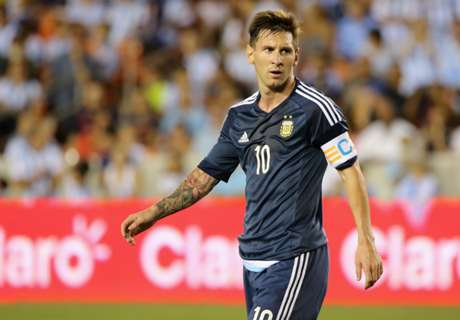 Tata: Why I benched Messi