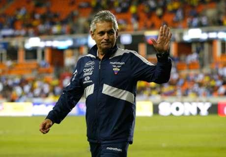 Rueda no dirigirá a Paraguay