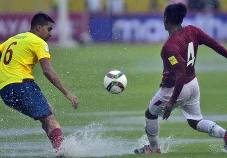 Eliminatorias: Ecuador 2-0 Bolivia