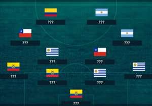 Goal arma el peor equipo posible tras una nueva fecha de Eliminatorias Sudamericanas.