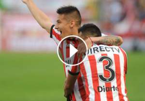 video Auzqui Estudiantes Temperley Primera Division 25092016