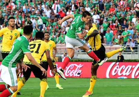 Meksiko Ke Perempat-FInal Copa