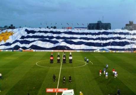 ► Nacional se hace bandera