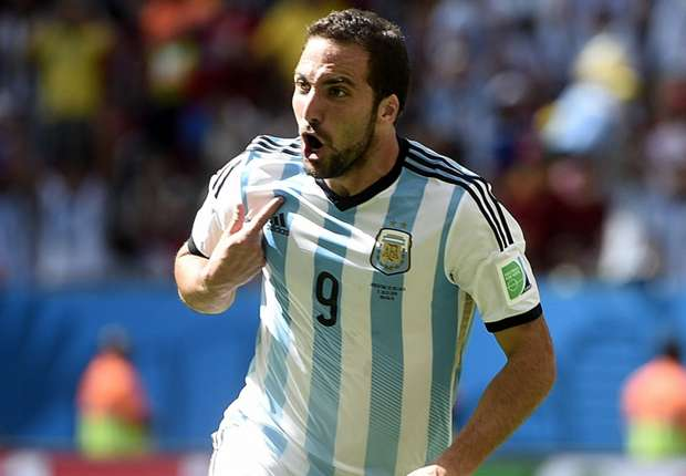 Hong Kong 0-7 Argentina: Higuain and Messi strike in easy win