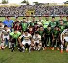 El fútbol argentino, con Chapecoense