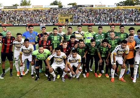De San Lorenzo, para Chapecoense