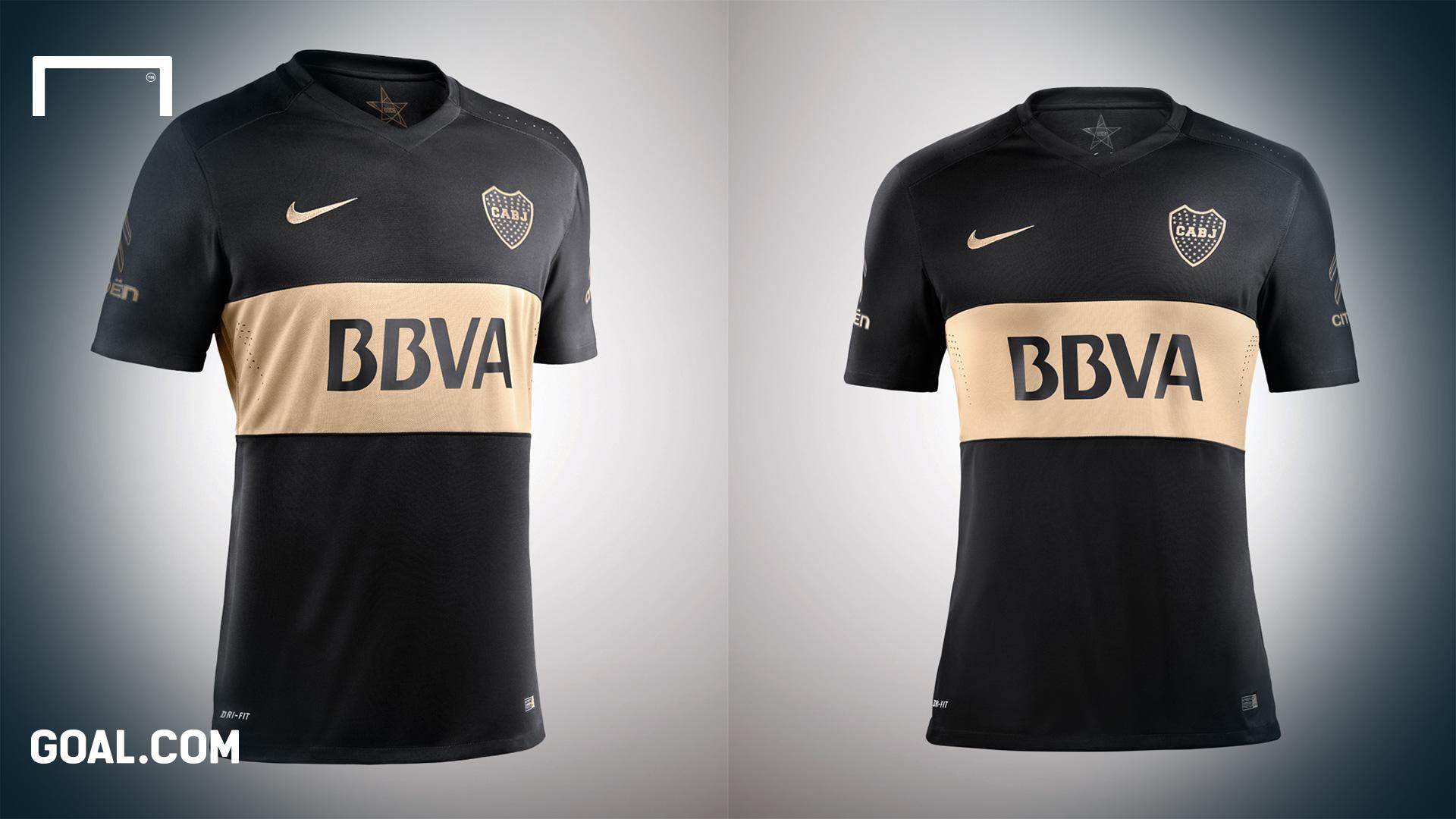 Detalles de la nueva camiseta de Boca 2016 04042016 - Goal.com
