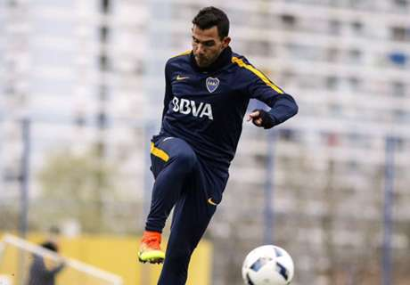 Tevez: I am staying at Boca
