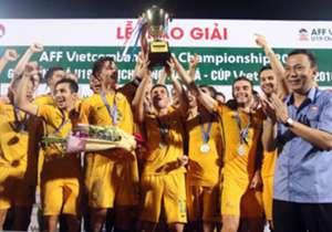 AFF U19 Championship | Australia v Thailand | The emphatic win saw the Young Socceroos win the tournament for a fourth time