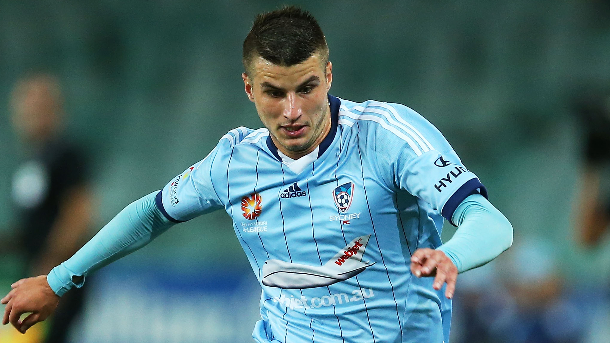 Terry Antonis Sydney FC A-League 2014-15