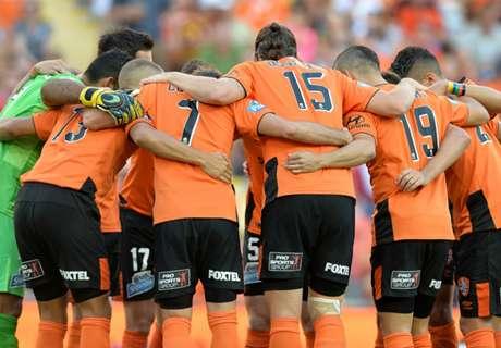 Grup Bakrie Pecat Calon Pembeli Brisbane Roar