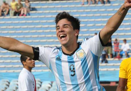 South America's best young talents
