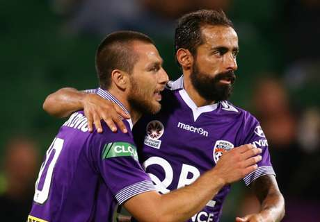 WATCH: Perth's controversial leveller