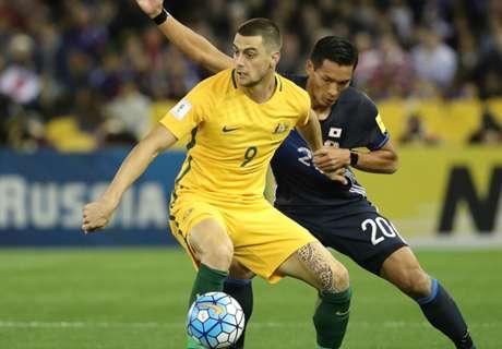 Juric applauds Australia's comeback