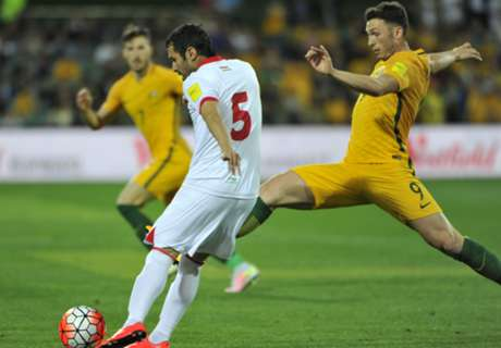 Giannou delighted after debut for Caltex Socceroos