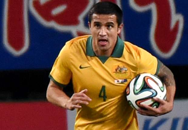 Cahill goal too late for Socceroos