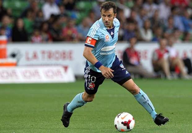 Official: Del Piero joins Delhi Dynamos