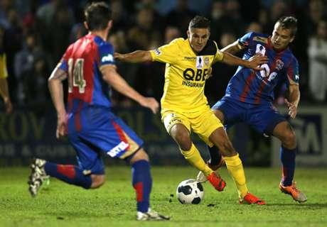 Eks Penggawa Timnas Australia U-23 Merapat Ke Persib
