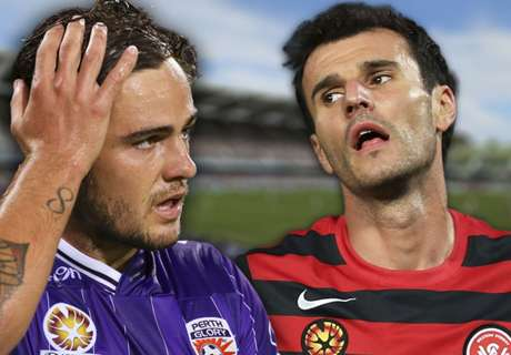 Preview: Glory - Wanderers