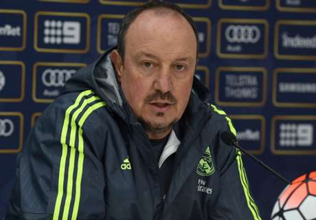 Benitez: Madrid missed Ronaldo