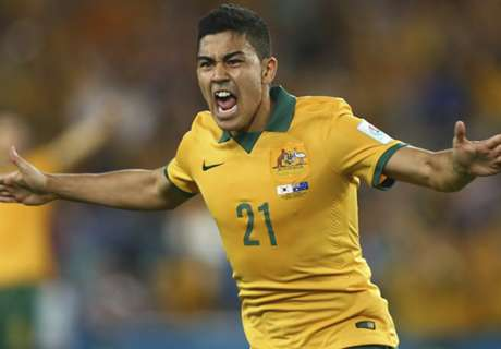 Why pressure is good for the Socceroos: Luongo