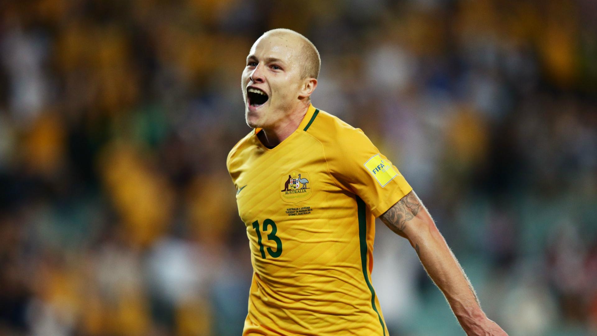 Aaron Mooy Australia World Cup qualifying