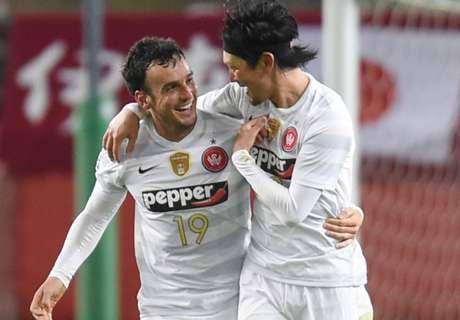 Match report: Kashima 1-3 Wanderers
