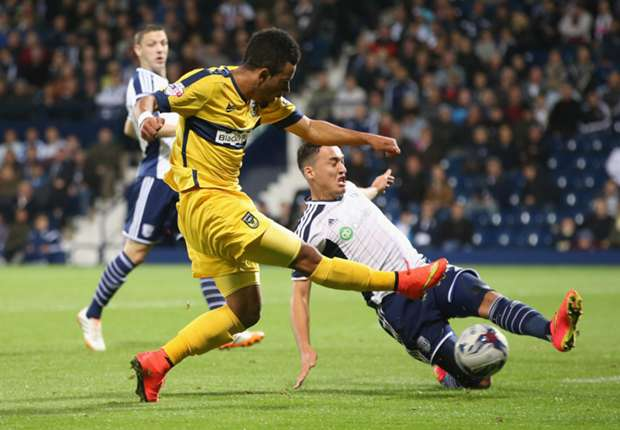 Australia's Davidson the penalty hero for West Brom