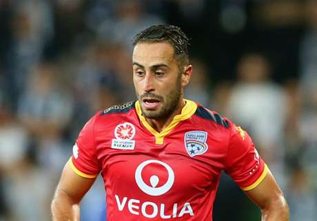 Adelaide's Elrich suffers ACL injury