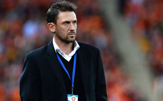 Popovic watches on after his team's loss
