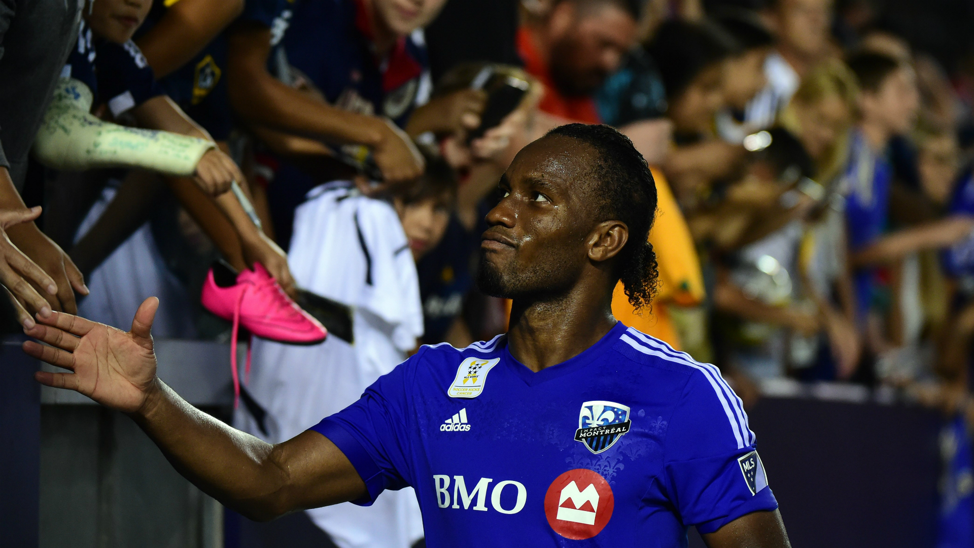 Didier Drogba Montreal Impact MLS 12092015