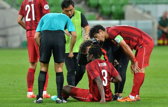 Gyan happy with progress of Chinese league