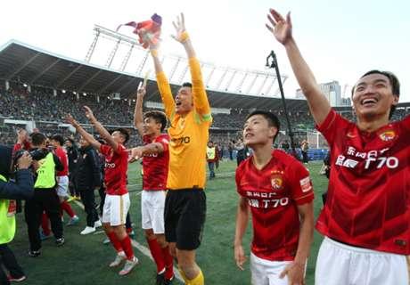 Mengenal Lima Klub Super Tiongkok