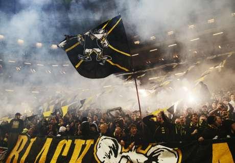 VIDEO - Goteborg-AIK, botte tra tifosi!