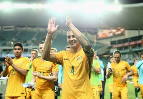 Cahill hails Ange's full-throttle Aussies after win