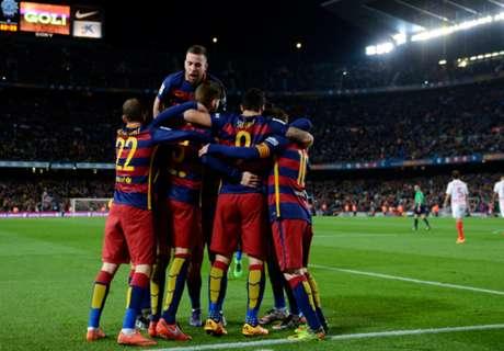 La temporada del Barça puede ser histórica
