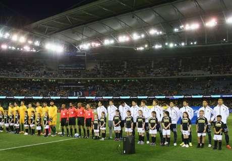 WATCH: Ange defends Socceroos fans