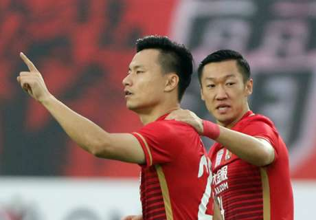 Report: Evergrande 1-0 Sydney