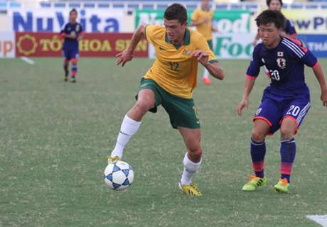Match Report: Young Socceroos 3 Japan 4