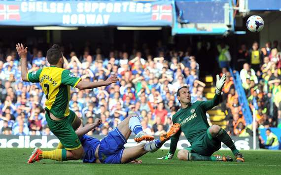 Shutting out the Canaries at Stamford Bridge