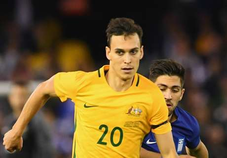 Sainsbury: Iraq qualifier vital for Socceroos