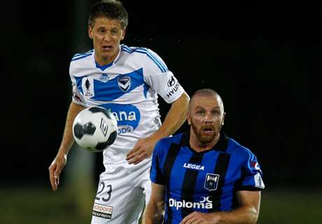 Leijer demands better from Victory